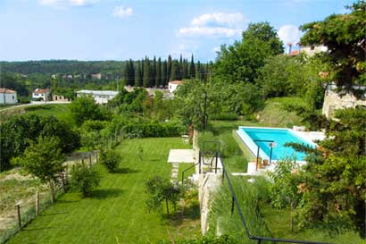 Villa Belle - Privathof